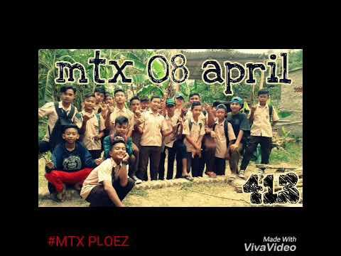 Mtx 8 April (B.O.G) Angkatan 2018-2019