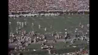 1984 Georgia Bulldogs vs Clemson Tigers with Larry Munson call and comments