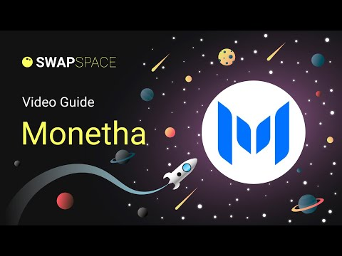 How to Exchange Monetha | Cryptocurrency Exchange Tutorial by SwapSpace.co