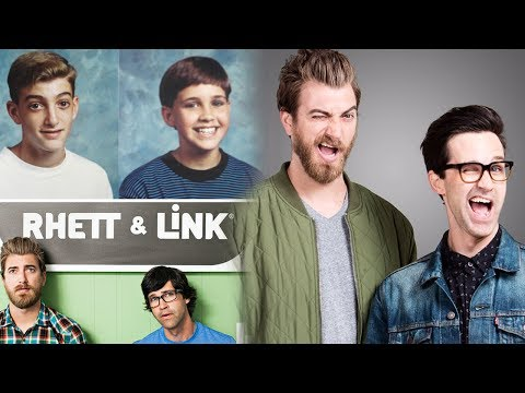 Everything You Need To Know About Rhett and Link  Rhett and Link Facts