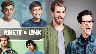 Everything You Need To Know About Rhett and Link (Rhett and Link Facts)