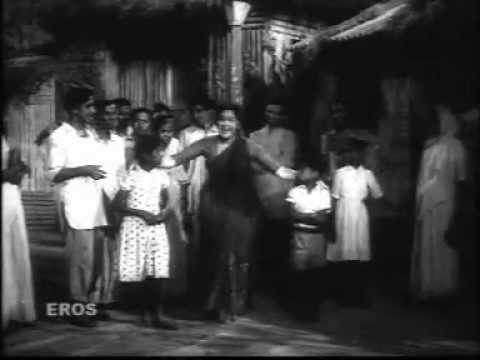 BOL RI KATHPUTLI - FIRST VERSION-LATA -SHAILENDRA-SHANKER JAIKISHAN (KATHPUTLI 1957)