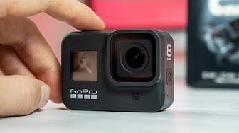 GoPro Hero8 Black - erster Eindruck & meine Videoeinstellung // 4K 60 FPS // Deutsch