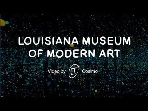 Louisiana Museum of Modern Art - Denmark