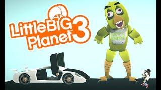 LittleBIGPlanet 3 - Five Night