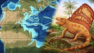 Perm – surowy klimat Pangei, dominacja synapsydów - Historia Ziemi #9