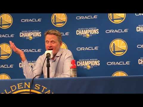Steve Kerr On Lonzo Ball Shooting It Well vs Warriors This Season