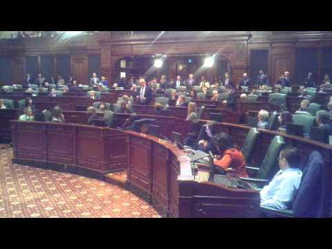 IL Rep. Greg Harris prepares for same-sex marriage vote