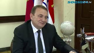 В администрации Сочи обсудили подготовку курорта к 9-му мая.