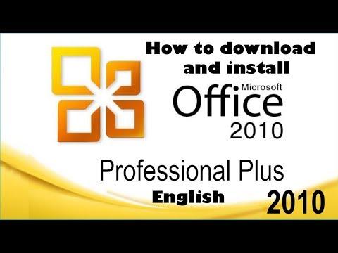 office 2010 english free