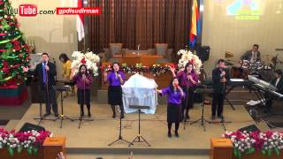 Pujian sebelum Firman Tuhan - GPdI Sudirman 31 December 2014