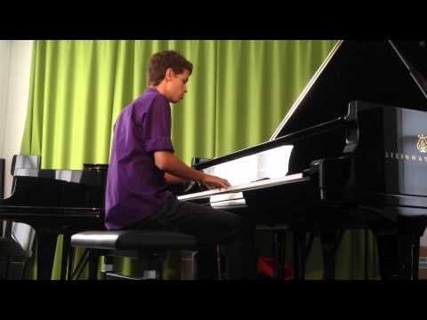 Summer, Highland Falls - Billy Joel - Steinway & Sons Model D