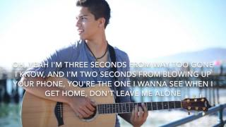 Alex Aiono Work The Middle Song Lyrics