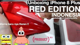 Review iPhone 8 Plus PRODUCT RED Edition (Indonesia) - iTechlife
