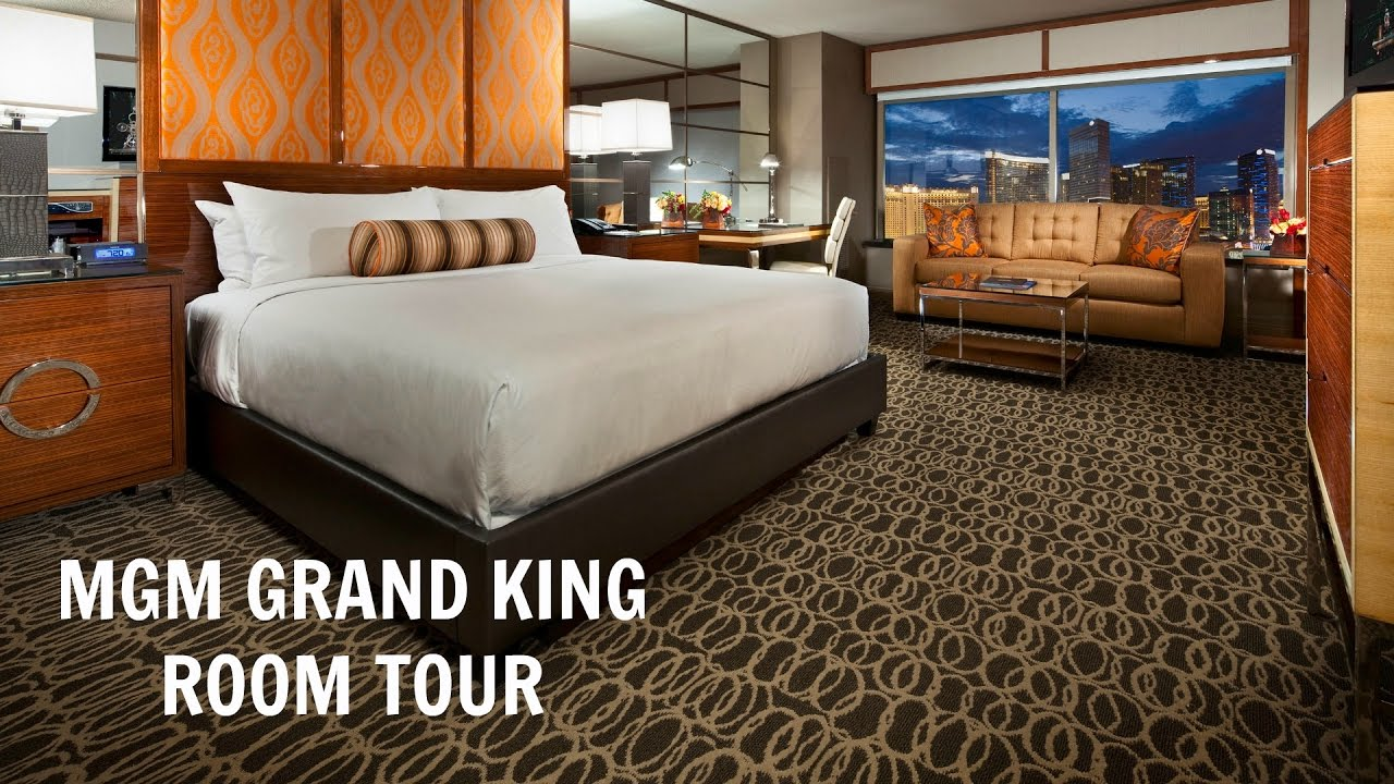 Mgm Grand King Room Tour 2017 Lovelycharm Youtube