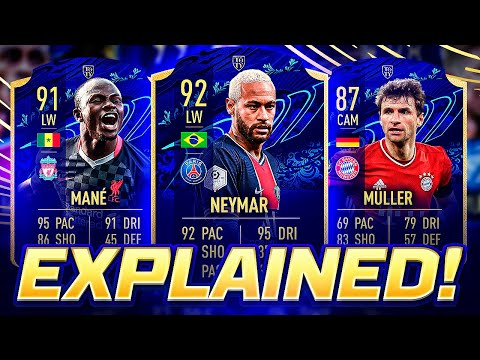 TOTY NOMINEES EXPLAINED!