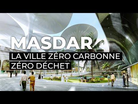 Masdar (Abou Dhabi) la ville zéro carbone, zéro déchet