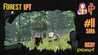 Let's Play Together The Forest #11 Unser kleines Baumhaus