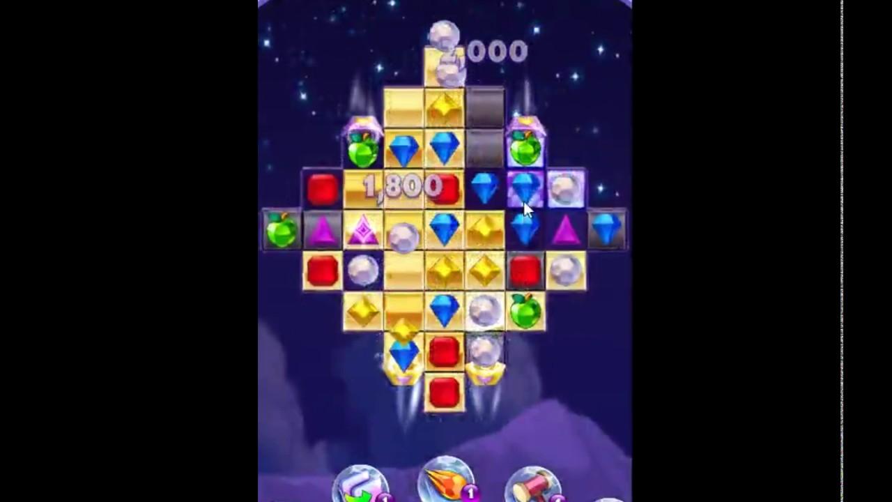Bejeweled Stars Level 336 + BEJEWELED CASHGAME TIP!