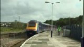 Newquay Railway Station
