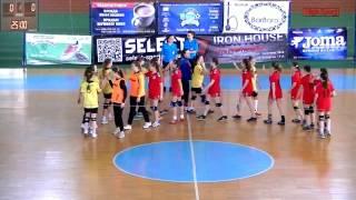 "Гандбол. Чемпіонат України 2003 р.н. КДЮСШ ""Барса"" Шостка - ДЮСШ Хотин| HighSportLive | HSL|"
