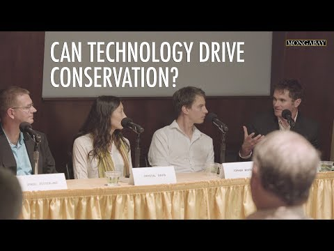 Can Technology Drive Conservation?