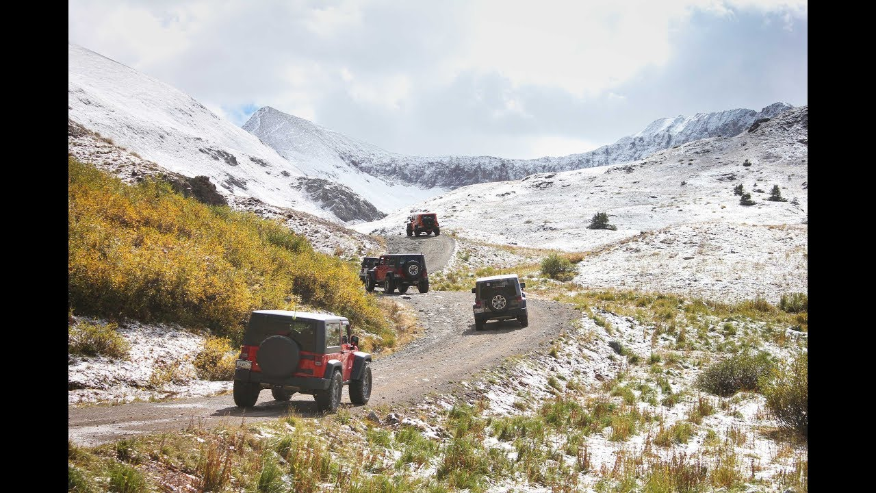 Warn Industries At 30th Annual Jeep Jamboree Ouray Youtube