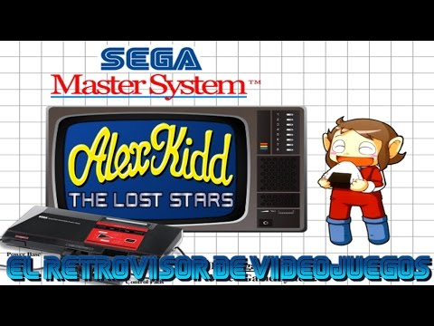 Alex Kidd And the Lost Stars / Master System