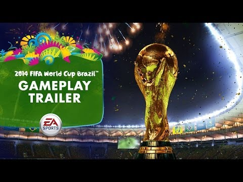 EA SPORTS 2014 FIFA World Cup  Gameplay