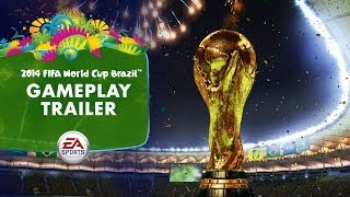 Video EA SPORTS 2014 FIFA World Cup - Gameplay Trailer download MP3, 3GP, MP4, WEBM, AVI, FLV November 2017