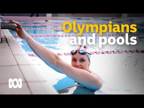 Olympians Leisel Jones And Ellie Cole On Their Connection To Pools | The Pool
