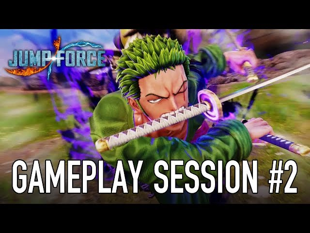 Jump Force Roster and unlock guide - Every confirmed Character