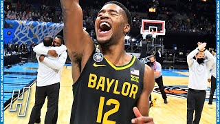 Baylor Bears Celebrate Winning The 1st National Championship vs Gonzaga | 2021 NCAA March Madness