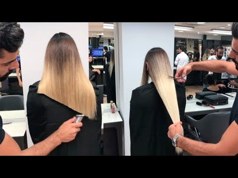 Professional Hairstyles Compilation | Amazing Hair Transformation by @emreayaksiz