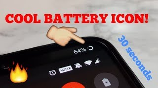 How To Change Battery Icon on Your OnePlus In 30 Seconds!