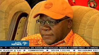 Zimbabwe opposition parties challenge Mnangagwa's take-over