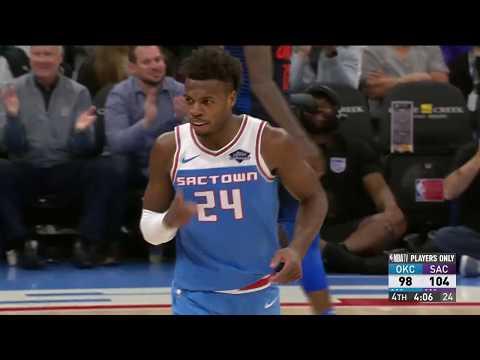 Oklahoma City Thunder vs Sacramento Kings | November 19, 2018