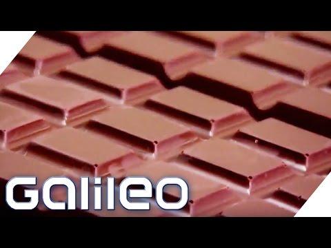 Edelschokolade vs. Discounterprodukt | Galileo | ProSieben