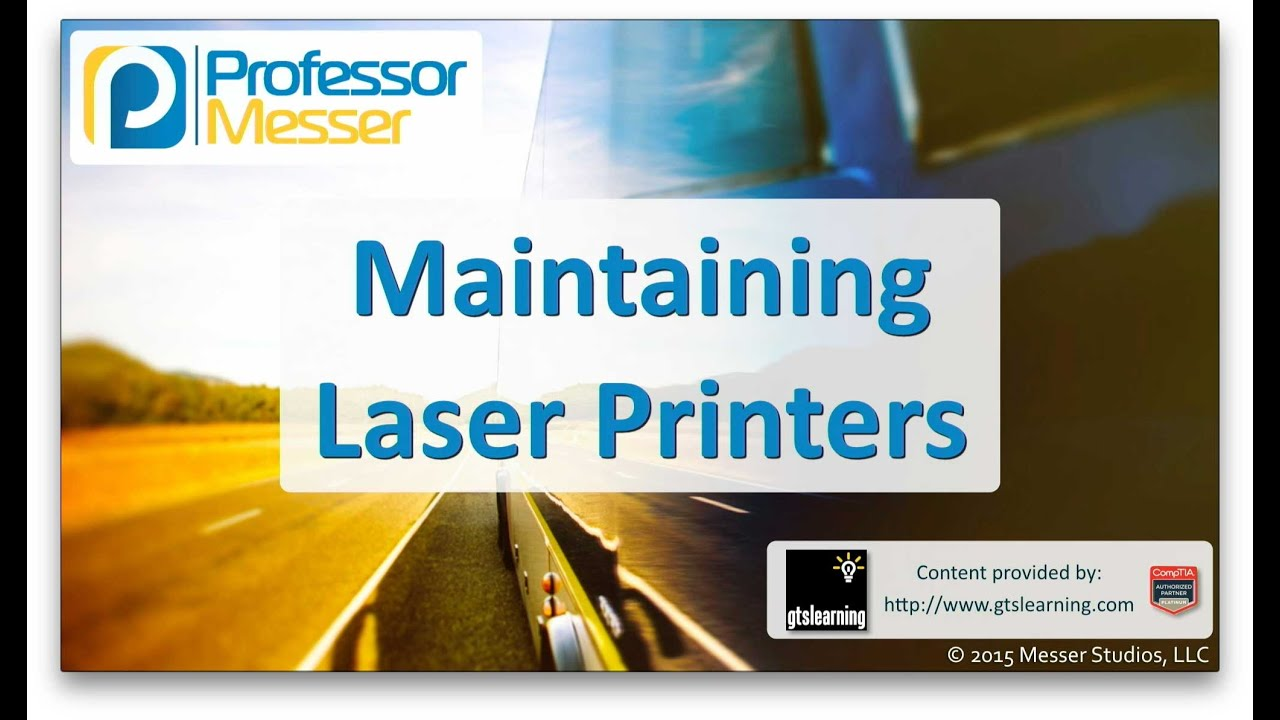laser printers automatically calibrate themselves periodically