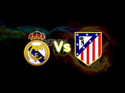 """atletico madrid vs real madrid 2014"" 2-2 All Goals & Highlights"
