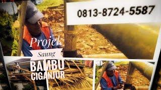 08156617176 Suplier Jual Saung Bambu Murah Jakarta
