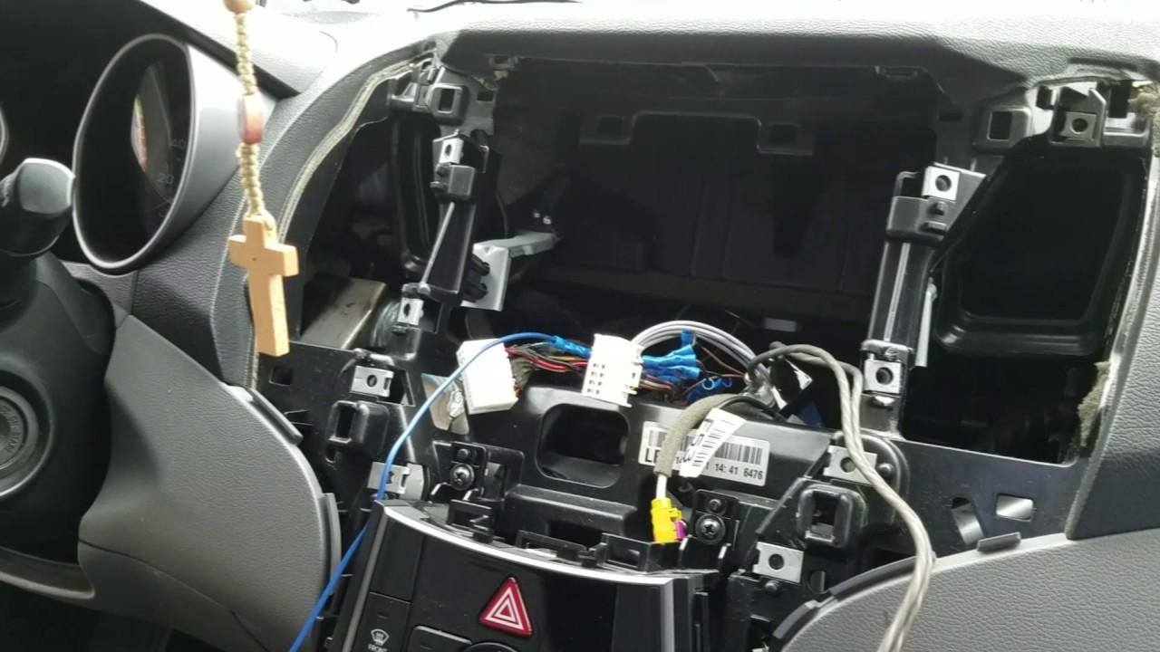 radio wiring harnes for hyundai elantra [ 1280 x 720 Pixel ]