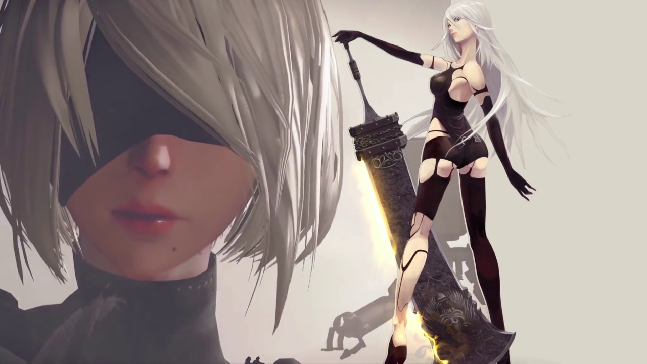NIER AUTOMATA - A2 WALLPAPER ENGINE