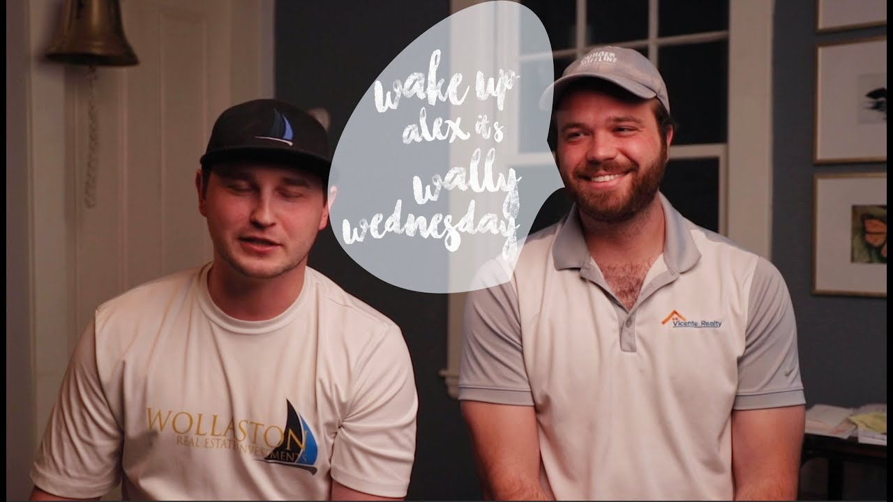 WOLLASTON WEDNESDAY #46: How to Build a Relationship 101
