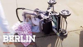 Leerer Kinderwagen, Babygeschrei aus Mülltonne: Wo ist das Baby? | Auf Streife - Berlin | SAT.1 TV