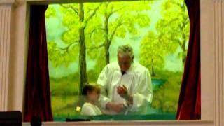 Baptism of Abby Grace Parnell and Dylan Maloney - Lake Swamp Baptist Church