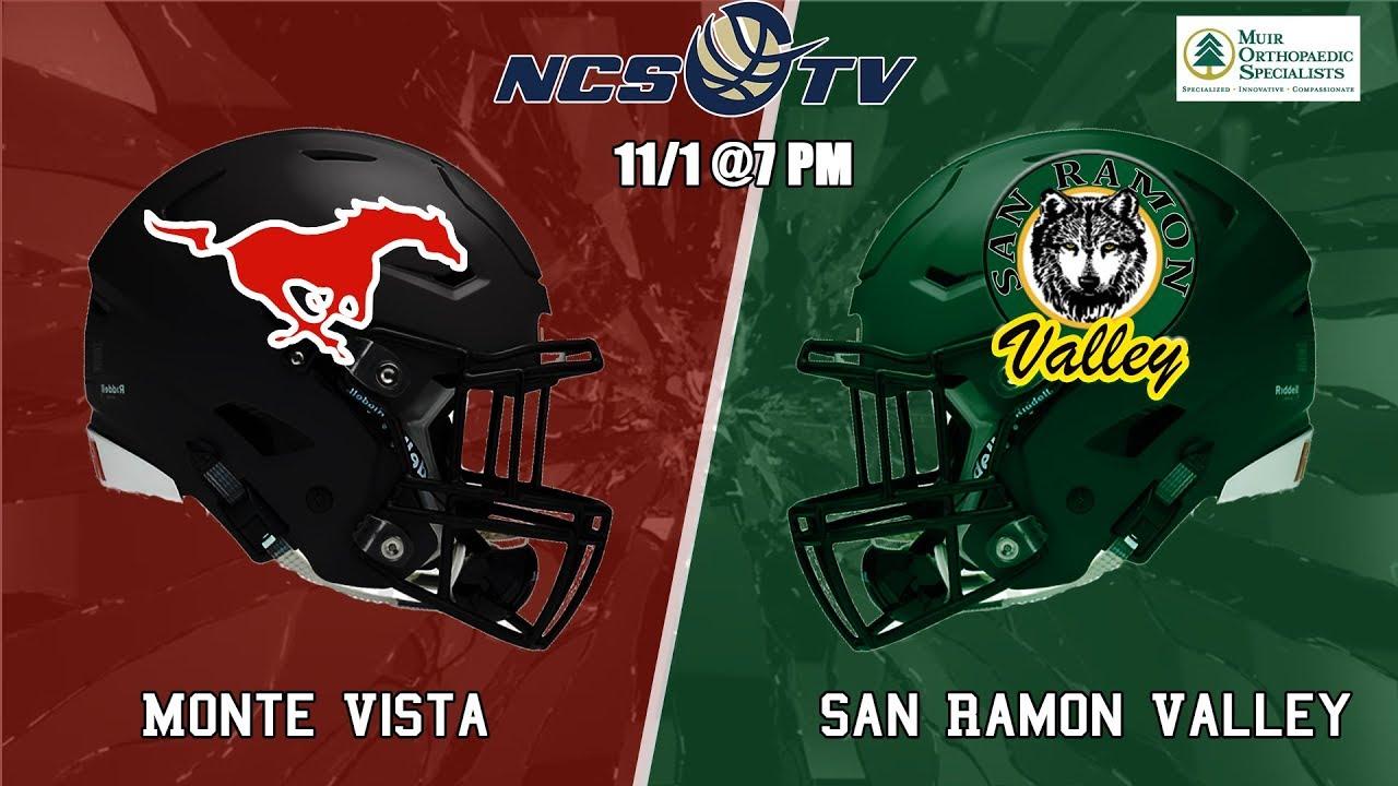 Image result for Monte Vista vs San Ramon Valley High School Football LIVE
