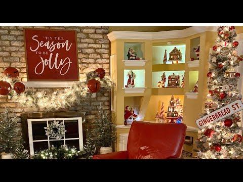 2019 Christmas Holiday Home Tour (w/Music)