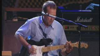 Eric Clapton - If I had possession over judgement day (DVD-quality)
