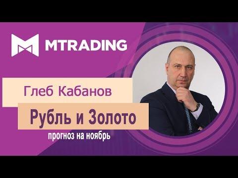 Рубль и драгоценные металлы  - рекомендации по инвестициям и торговле